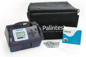 Chlorine sensor test