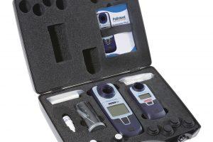 Turbidity and chlorine combined kit