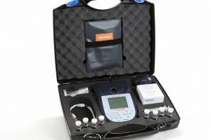 A Palinest Pooltest 9 hard case kit