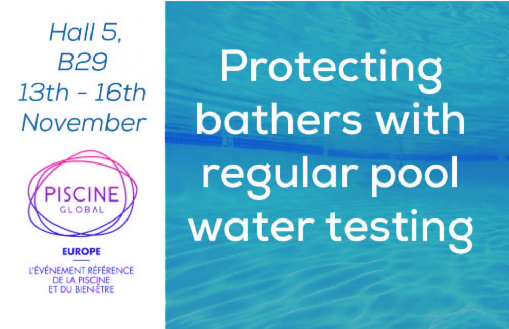 Protecting bathers with regular pool testing