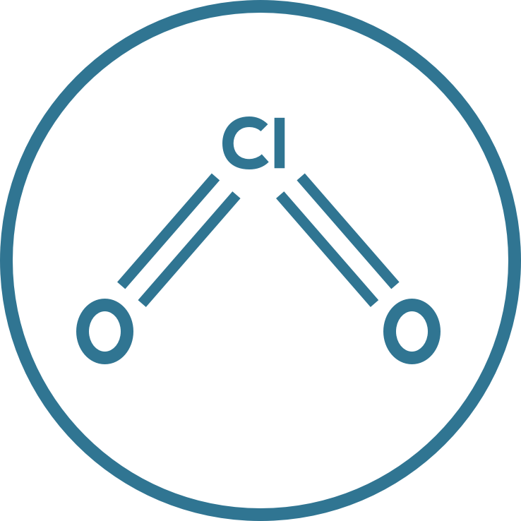 Chlorine Dioxide Testing icon