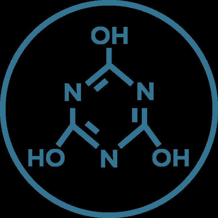 Cyanuric Acid Testing icon
