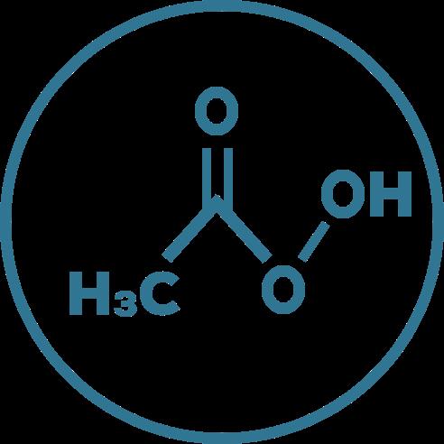 Peracetic Acid (PAA) icon