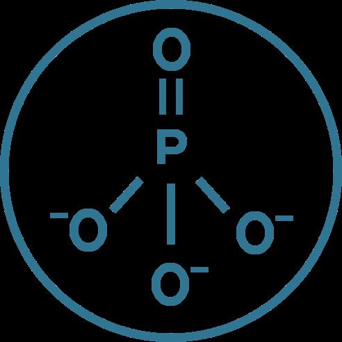 Phosphate icon