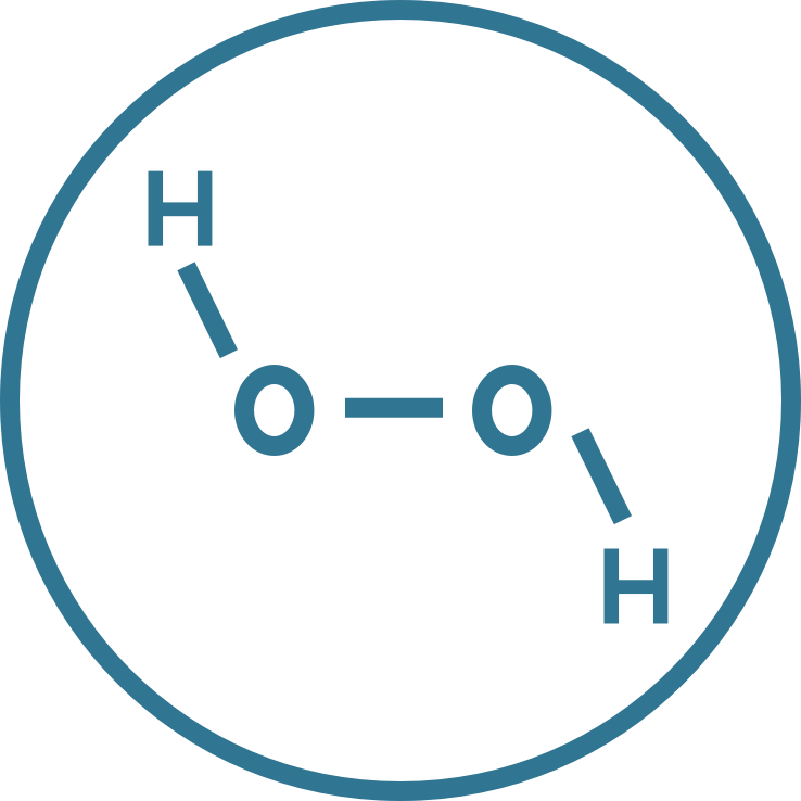 Hydrogen Peroxide Testing icon