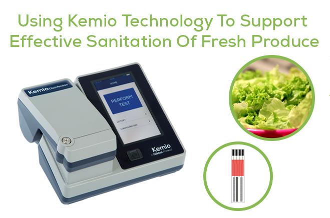 <h3>Kemio Disinfection</h3>