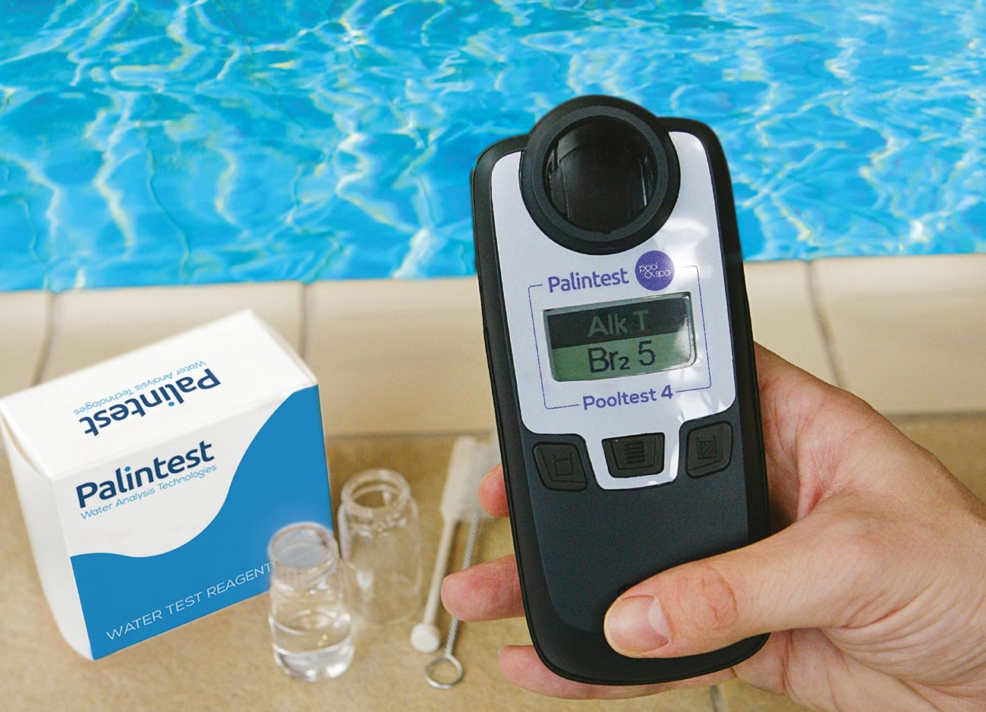 Introducing the Pooltest 4 Photometer