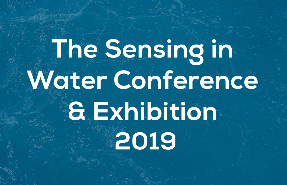 Our top three themes from Sensing in Water 2019