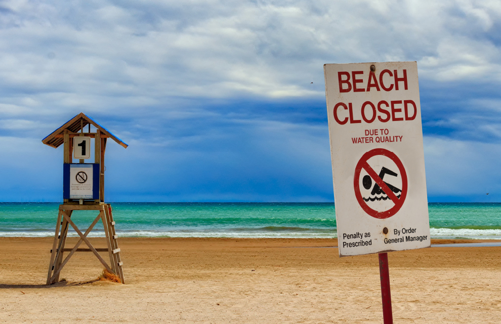 Driving the change in bathing water safety