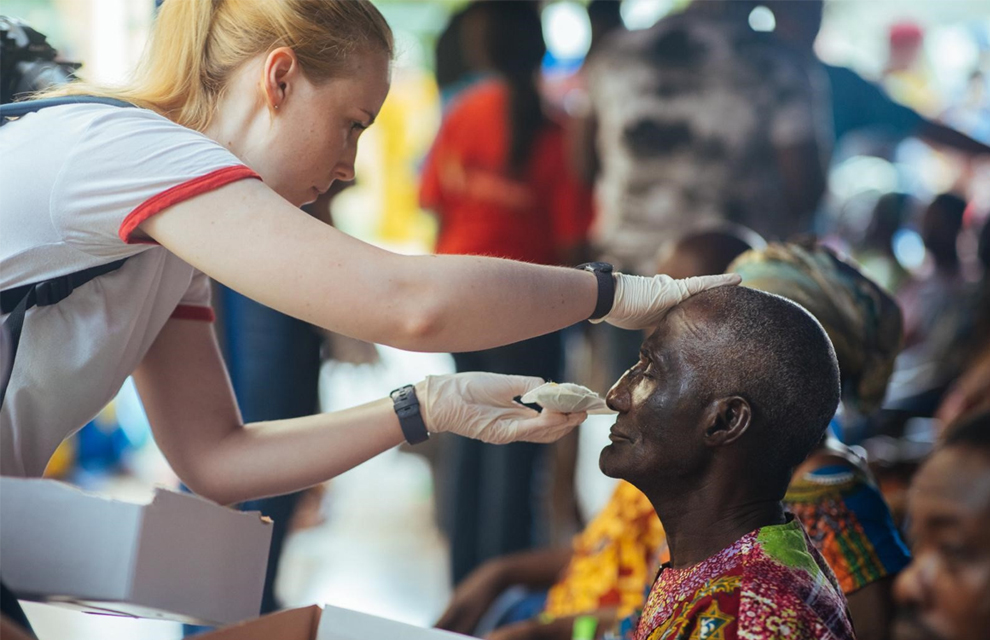 Gift of Sight Campaign – Changing lives in Ghana