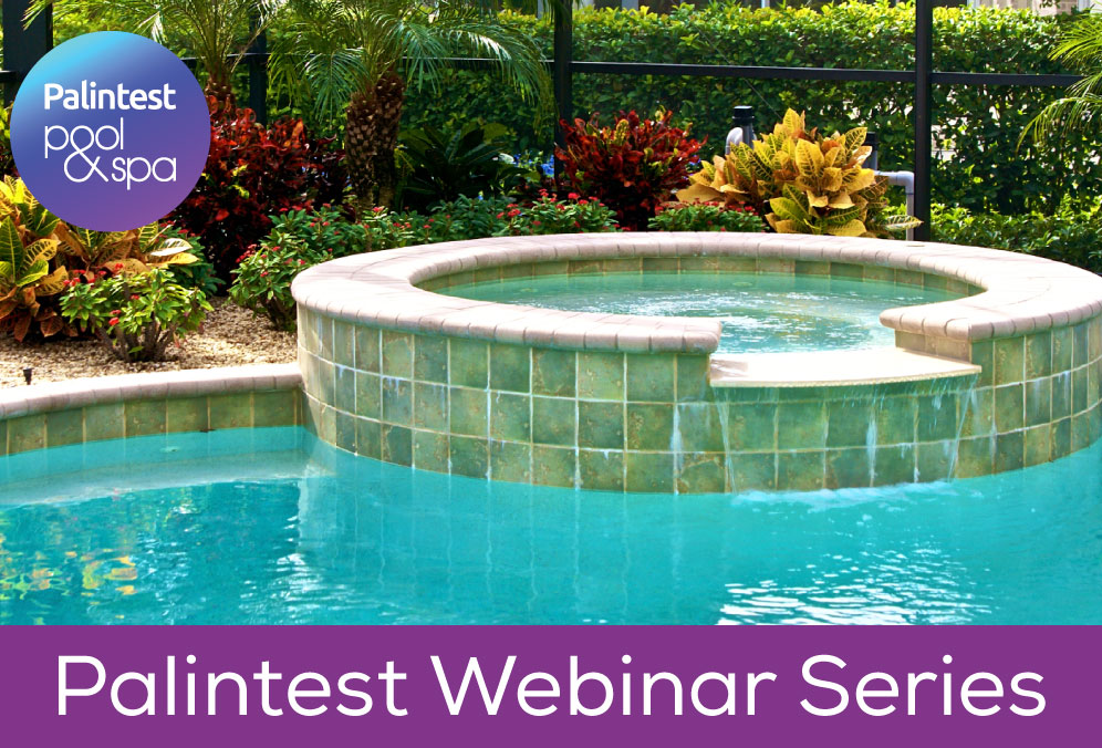 Webinar: Going Digital Using Photometers For Pool & Spa Water Testing