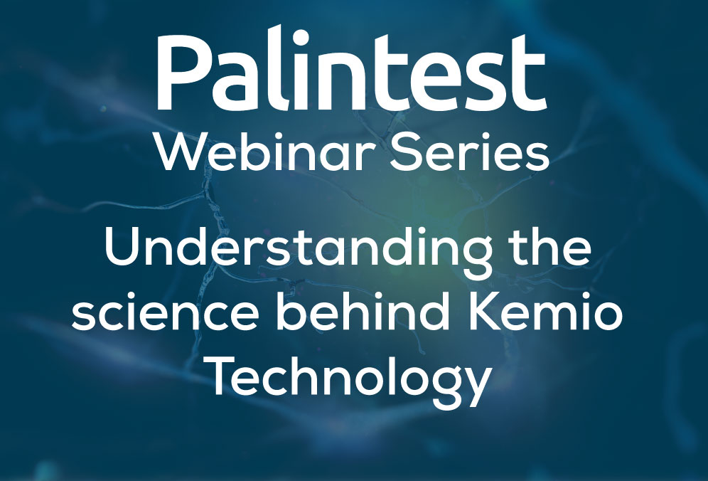 Webinar: Understanding the science behind Kemio Technology
