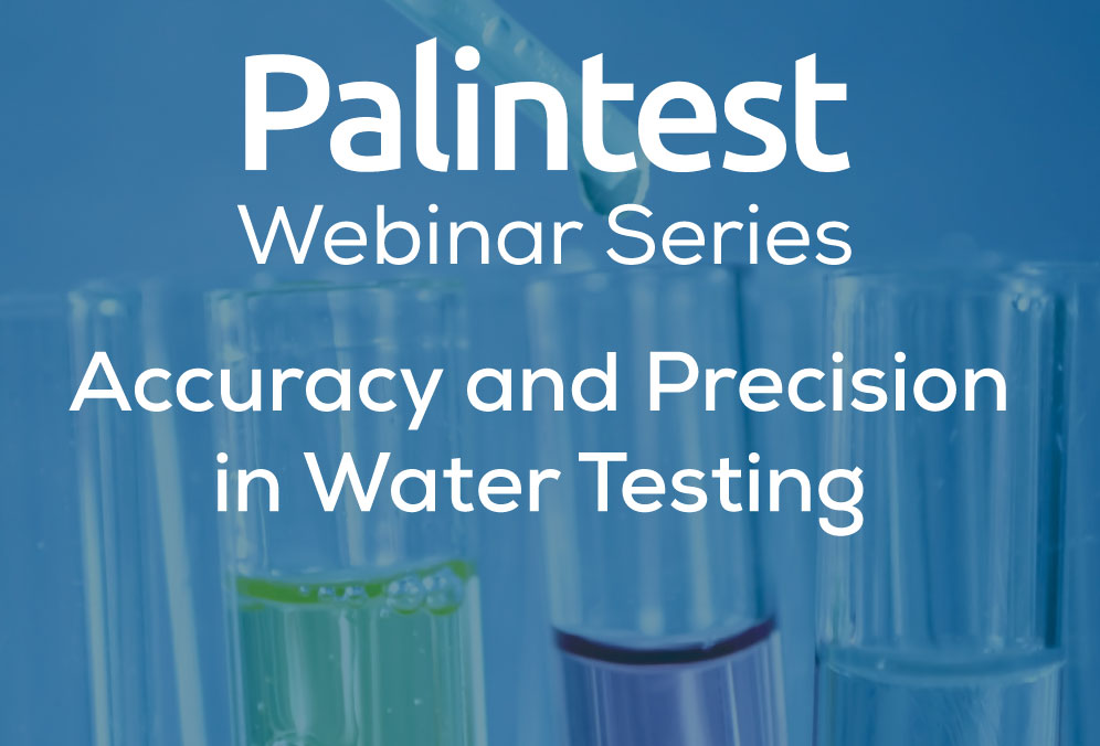 Webinar: Accuracy And Precision In Water Testing