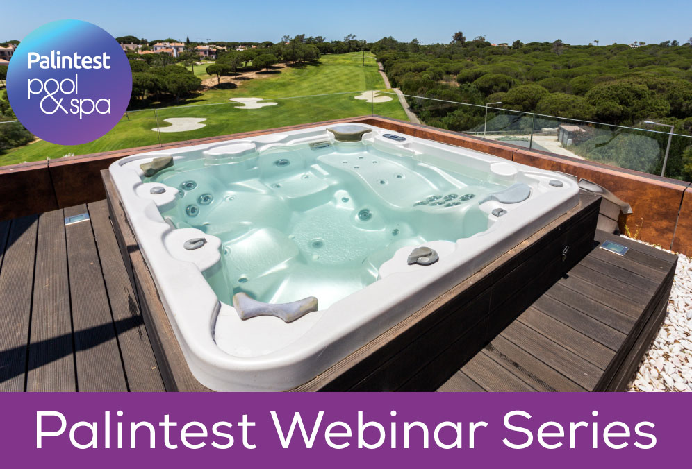 Webinar: Introduction to Spa Chemistry, HSG282 and testing to ensure safety in spas and hot tubs