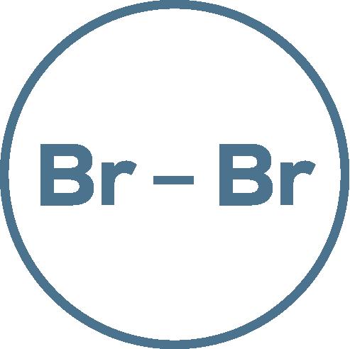 Bromine Testing icon