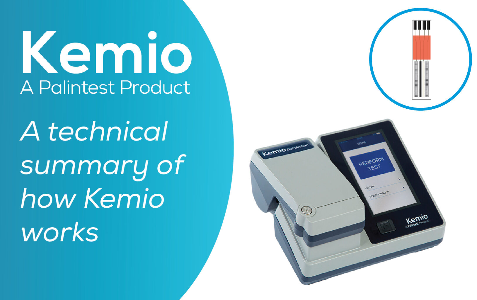 How Does Kemio™ Work? The Technical Summary