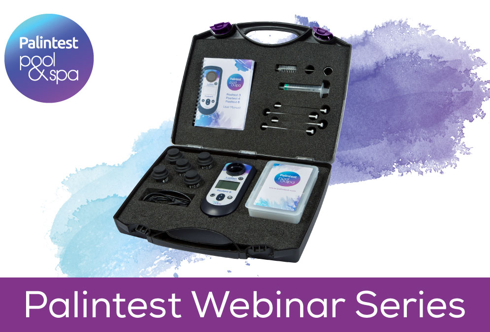 Webinar: An Introduction to our Brand New Lumiso Pool Photometers